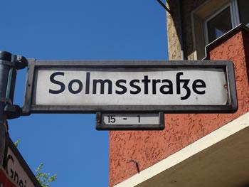 Solmsstraße