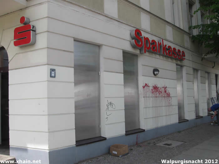Sparkasse Boxhagener Straße
