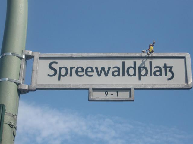 Kreuzberg: Mann am Spreewald ausgeraubt und verletzt