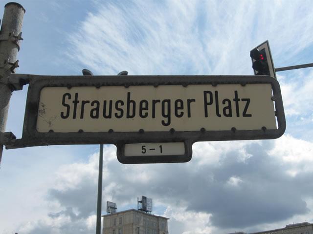 Friedrichshain: Tresor in Bankfiliale am Strausberger Platz gesprengt