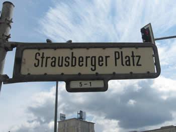 Strausberger Platz