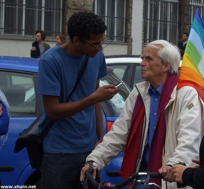 Bundestagswahl 2013: Ströbele tritt wieder an