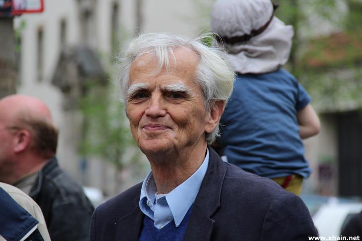 Hans-Christian Ströbele - Sieger im Wahlkreis 83 (Berlin-Friedrichshain – Kreuzberg – Prenzlauer Berg Ost)