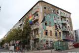 Liebigstraße 34 nach der Räumung