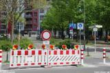Fußgängerzone Schleidenplatz (Waldeyerstraße Ecke Rigaer Straße)