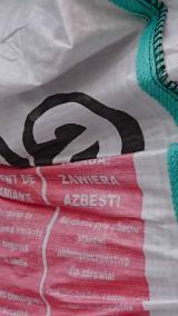 Asbest-Sack