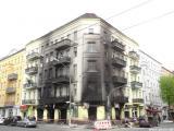 Friedrichshain: Matratzenladen ausgebrannt