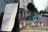 Falschparker in Friedrichshain (Bußgeldkatalog Kennzahl 141015)