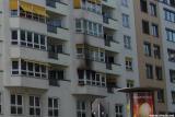 Wohnungsbrand in der Markgrafenstraße