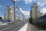 Karl-Marx-Allee: Formel-E-Rennen FIA Formula E Berlin ePrix