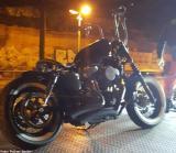 Harley Davidson sichergestellt