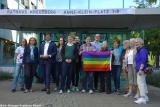 Grüne Aktion zum IDAHOT: Berlin braucht einen Anne-Klein Platz