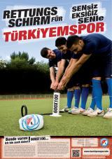 Spendenkampagne Türkiyemspor Berlin