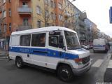 Polizeieinsatz in der Rigaer Straße 94