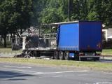 LKW-Unfall Frankfurter Allee