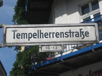 Tempelherrenstraße