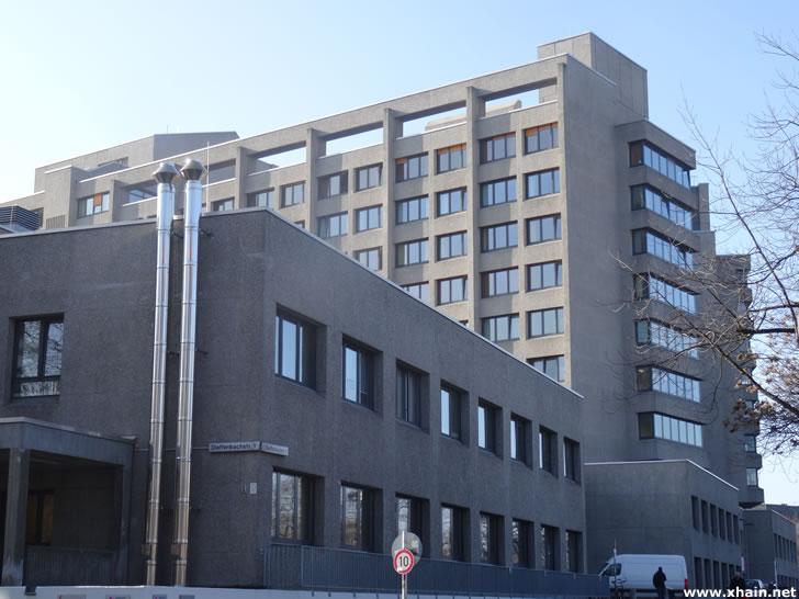 Kreuzberg: Schusswaffeneinsatz am Urbankrankenhaus