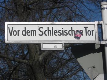 Vor dem Schlesischen Tor