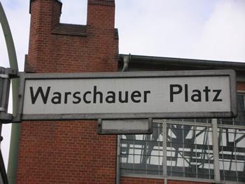 Warschauer Platz