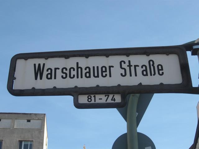 Friedrichshain: Schlägerei am S-Bahnhof Warschauer Straße