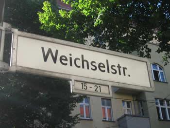 Weichselstraße