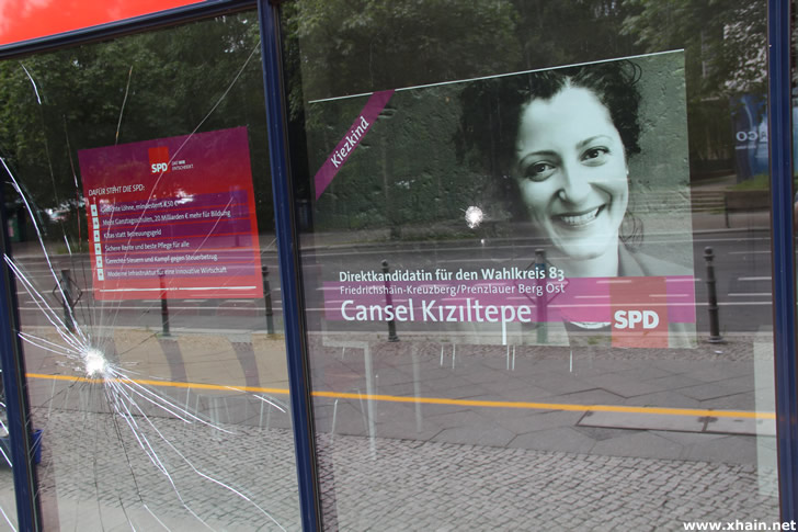 Cansel Kiziltepe - Willy-Brandt-Haus