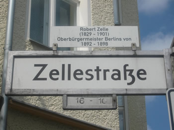 Zellestraße
